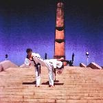 <h2>Монумент Дружбы. Уфа июль 2003.Таэквон-до АТФ, ИТФ,ГТФ в Уфе.</h2>