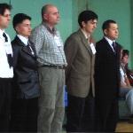 <h2>Командная встреча (РБ - Воронеж). Воронеж 2004</h2>