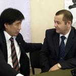 <h2>27.04.09 года в Москве прошел семинар под руководством грандмастера Чой Джун Хва и 28-28 марта 2009 г. прошел  2-й Чемпионат России по Таэквон-До ИТФ.  </h2>