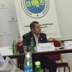 <h2>19 декабря 2009г. в г. Москве в конференц-зале гостиницы  «Центральный дом туриста» прошла внеочередная конференция Общероссийской общественной организации  «Всероссийская федерация развития Таэквон-до(ИТФ).</h2>